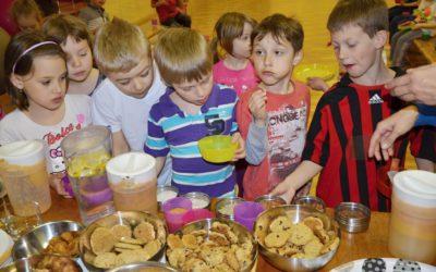 Předškoláci v pohybu – Mateřská škola Jílovská