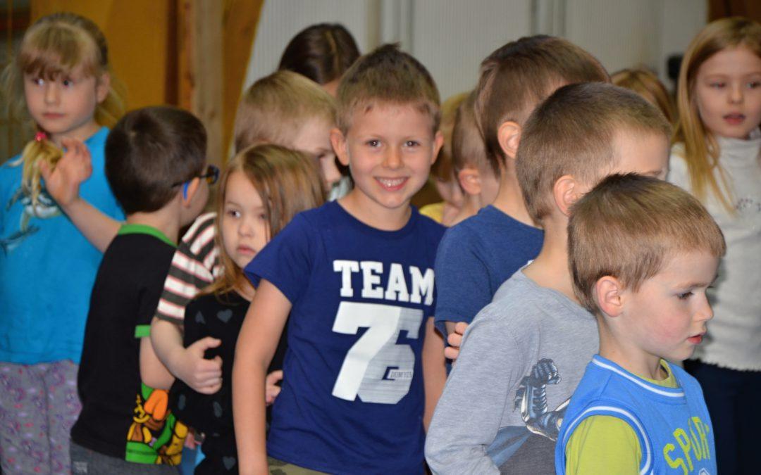 Předškoláci v pohybu – MŠ Sedlčanská