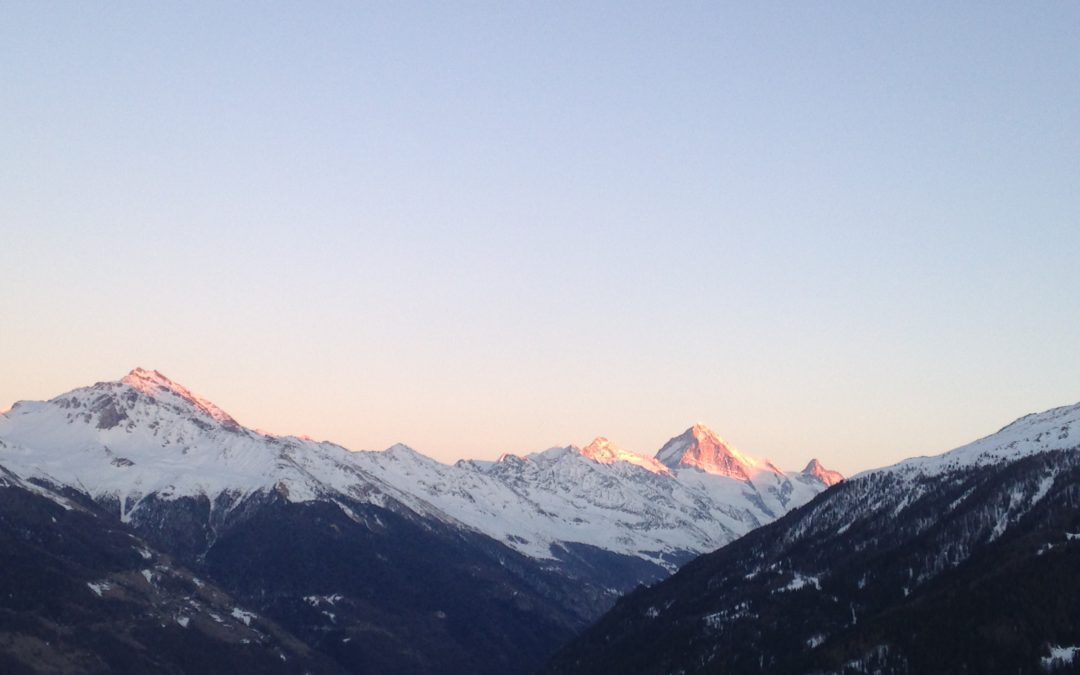 Soustředění Švýcarsko 2017