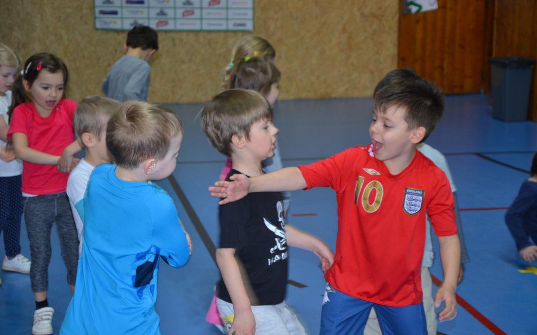 Předškoláci v pohybu – MŠ Plamínková