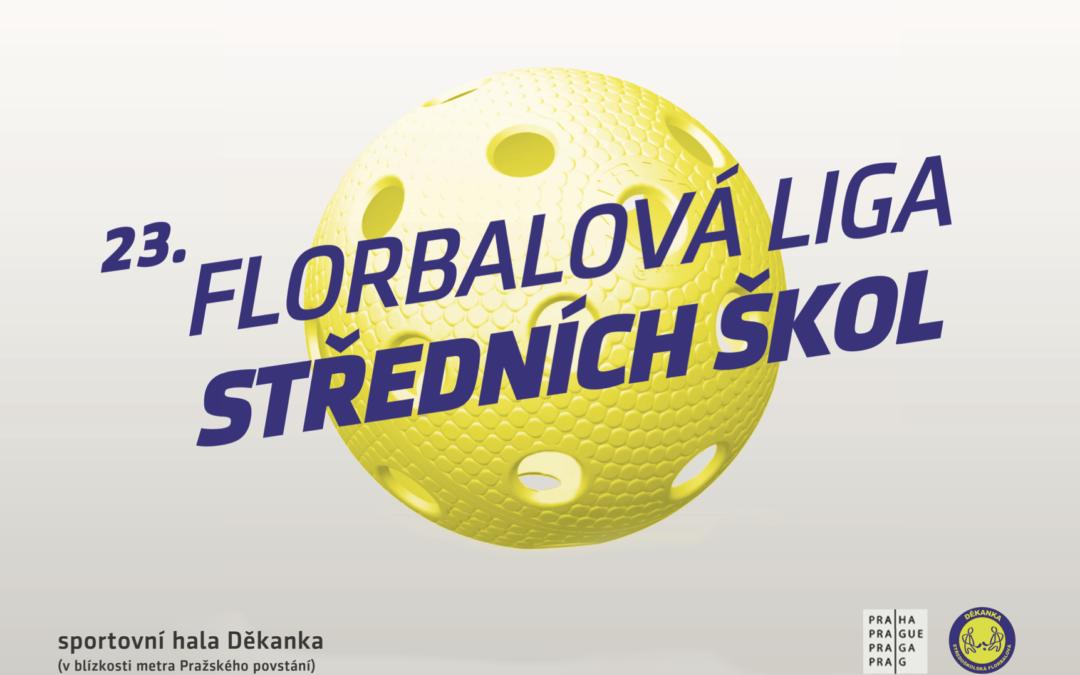 Florbalová liga středních škol 2017/2018