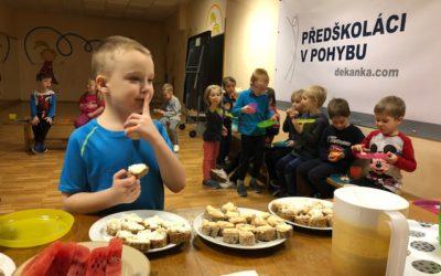 MŠ Plamínkové – Předškoláci v pohybu