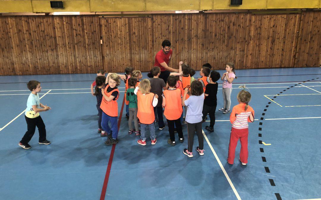 Předškoláci v pohybu – Přehled obsazených termínů
